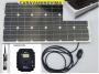 PACK PLUS Panel Solar 200W ESSENTIAL Regulador MPPT KIT PEGADO