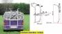 Portabicis Fiamma Carry Bike Mercedes Vito. Modelo hasta 2003
