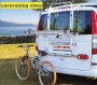 Portabicis Fiamma Carry Bike Mercedes Vito/Viano Portón desde 20